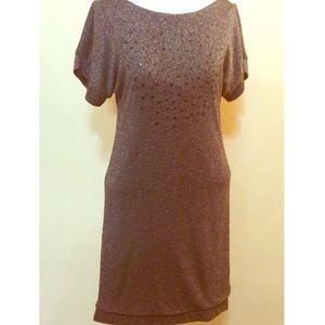 BCBG Beaded Dress, Size 2